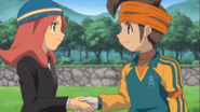 Endou and Touko IE 29 HQ