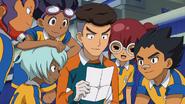 Everyone reading Nishiki's letter
