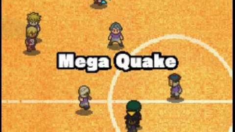 Inazuma eleve EU -Mega Quake