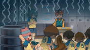 Raimon depressed after max's comment