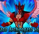 Alado Archipegaso Rojo