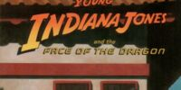 Young Indiana Jones and the Face of the Dragon