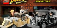 LEGO Indiana Jones Adventures: Shanghai Chase