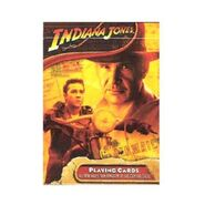 Indiana Jones Playing Cards Kingdom of the Crystal Skull