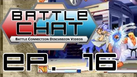 BattleCHAT Episode 16 - Parries