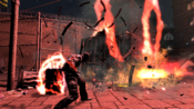 Evil Cole's Lightning Storm in inFamous