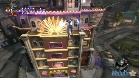 InFAMOUS 2 Walkthrough - Good - Changing the Channel
