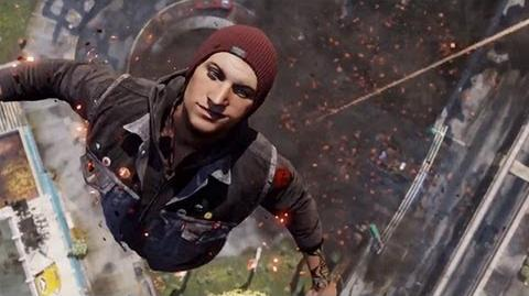 The New Powers of inFamous Second Son - Gamescom 2013