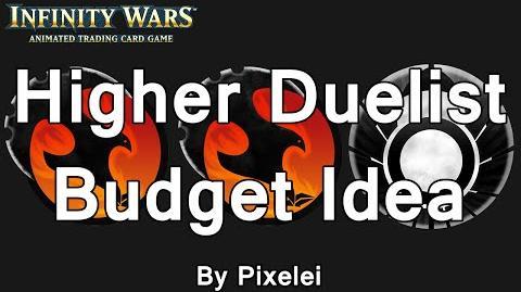 Infinity Wars - Decks - FD FD O Higher Duelist Budget Idea