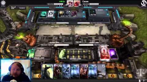 Infinity Wars Shoutcast Mik1o vs Ceces (Challenge Match)