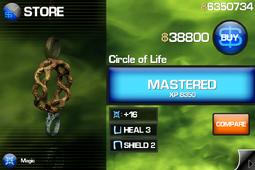Circle of Life IB1