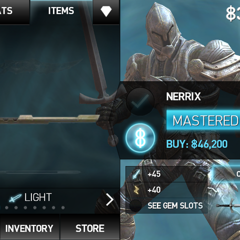 Screenshot of Nerrix (IB2)