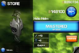 Helio Helm IB1