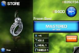 Frozen Band IB1