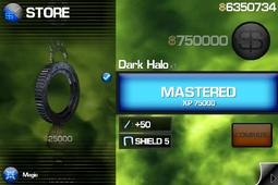 Dark Halo IB1