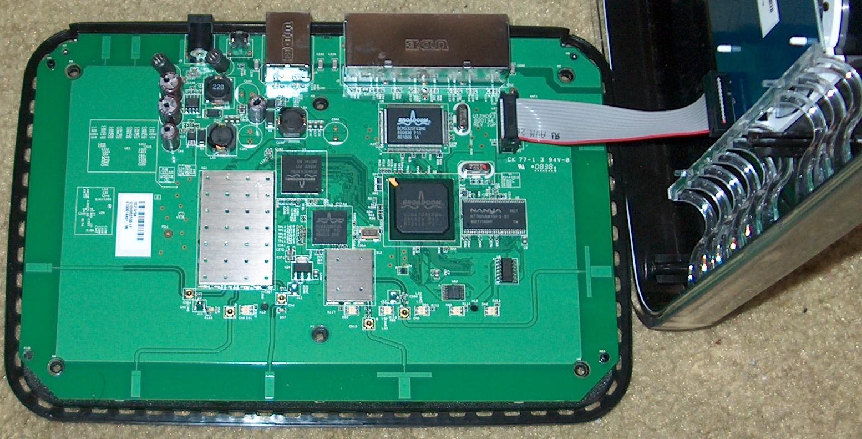 NetGear DGND3300 v2 N300 Wireless N 802.11n Dual Band ADSL 2  ...