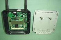Belkin F5D7130 v2001 FCC f
