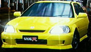 Todo School Civic Type R Demo Car (Stock)