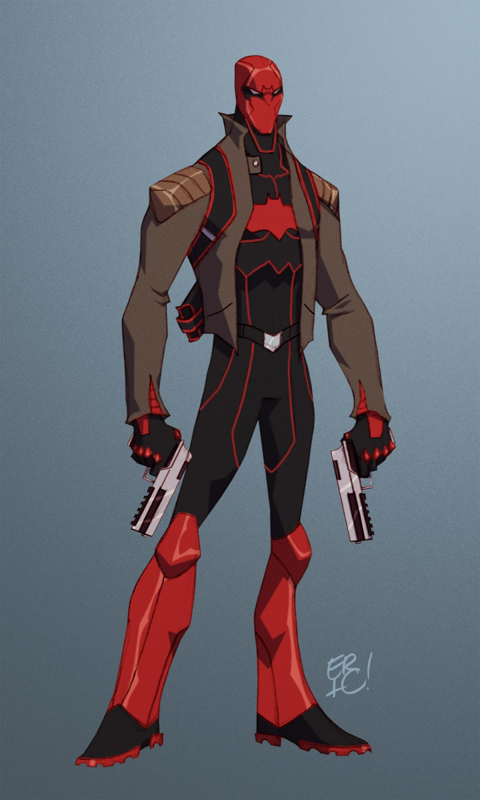 Red Hood (Dawn of Injustice) | Injustice Fanon Wiki | Fandom powered ...