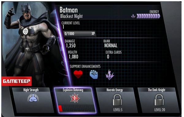 Image - Blackest Night Batman IOS Stats   Injustice:Gods
