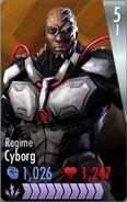 IOS Regime Cyborg