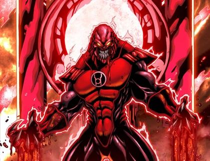 Image - Dc comics comics atrocitus red lantern corps ...