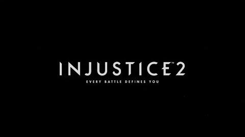 Injustice 2 - Announce Trailer