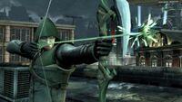 Green Arrow Arrow