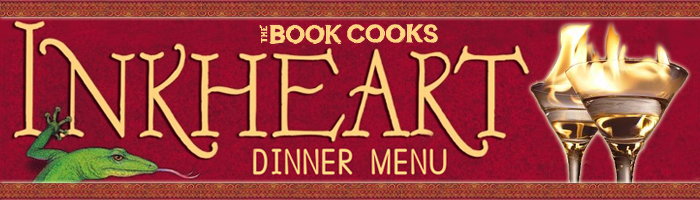 The Book Cooks header - Inkheart