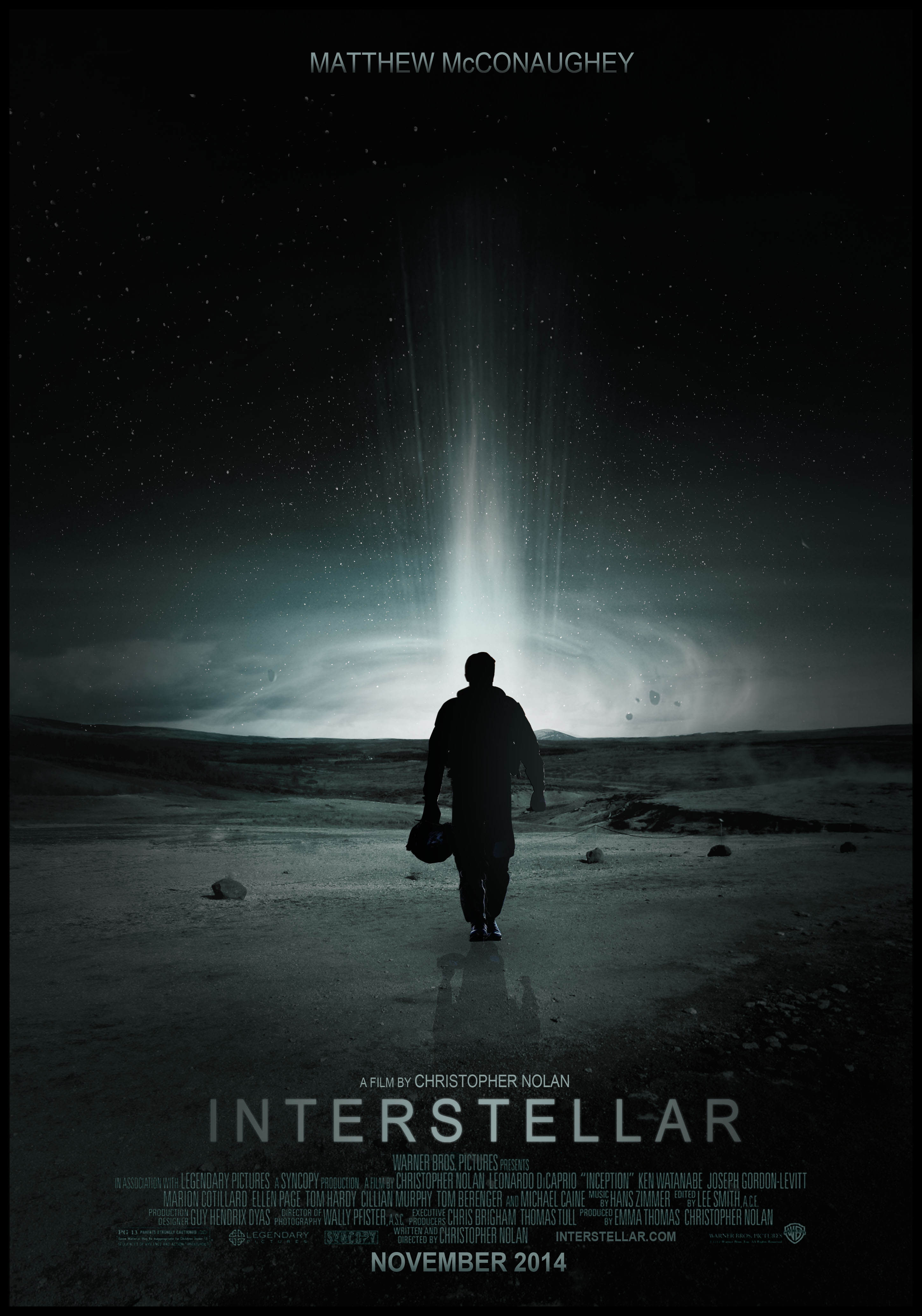 Interstellar Poster Interstellar-teaserposter