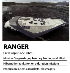 Ranger | Interstellar Wiki | FANDOM powered by Wikia