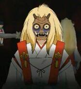 Female Utsugi (Masked)