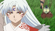 Sesshomaru and Jaken FA image