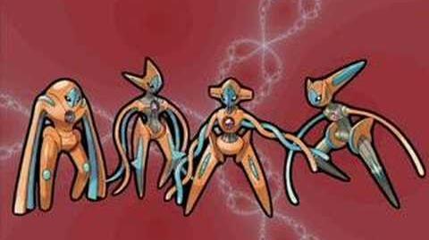 Pokemon FR LG E Deoxys Battle Music
