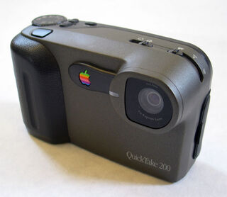 Quicktake 200 front