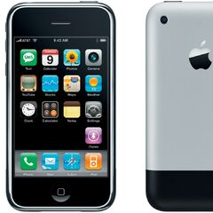 The first-generation iPhone.
