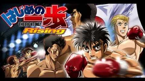 Shikuramen - Buchikome!! (Hajime no Ippo Rising Ending Theme FULL)