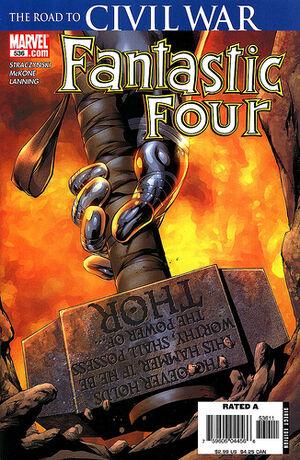 Fantastic Four -536