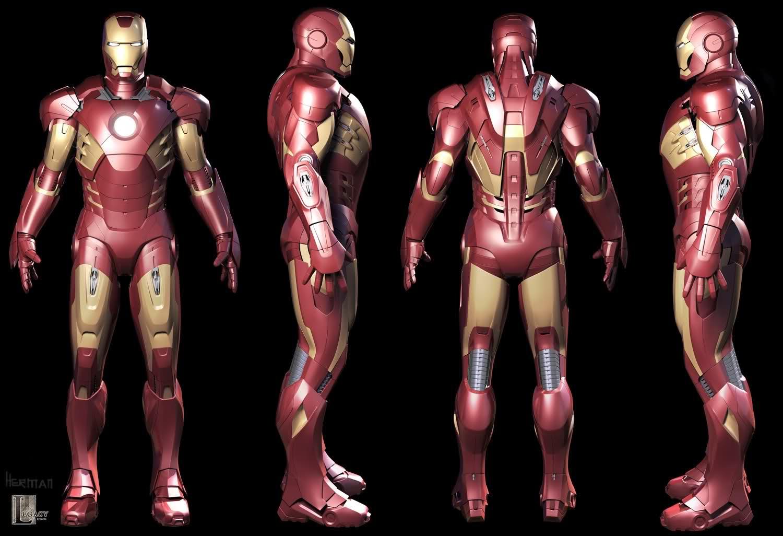 Mark Vii Iron Man Wiki File:iron Man Mark Vii Armored