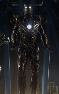 Iron Man Armor MK XLI ...