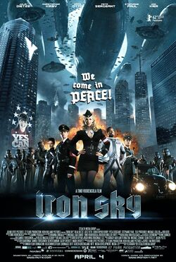Iron sky poster small