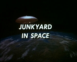 Junkyard in space