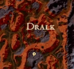 Attunement to Drakul Volcano