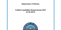 Unified Capabilities Requirements 2013