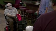 Frank Retires (promo)