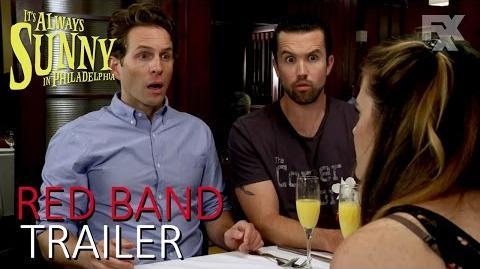It's Always Sunny In Philadelphia Season 12 Red Band Trailer HD FXX