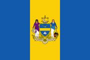 Flag of Philadelphia, Pennsylvania