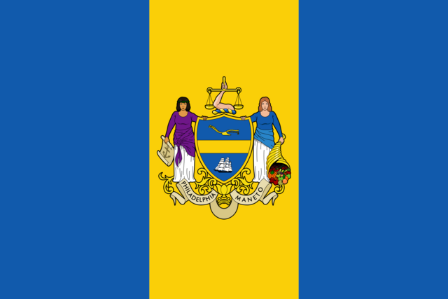 File:Flag of Philadelphia, Pennsylvania.png