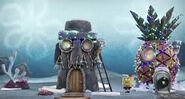 Squidward's house