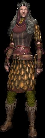Lorethiel, cacciatrice elfa